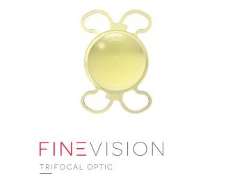 Lente Trifocal Finevision