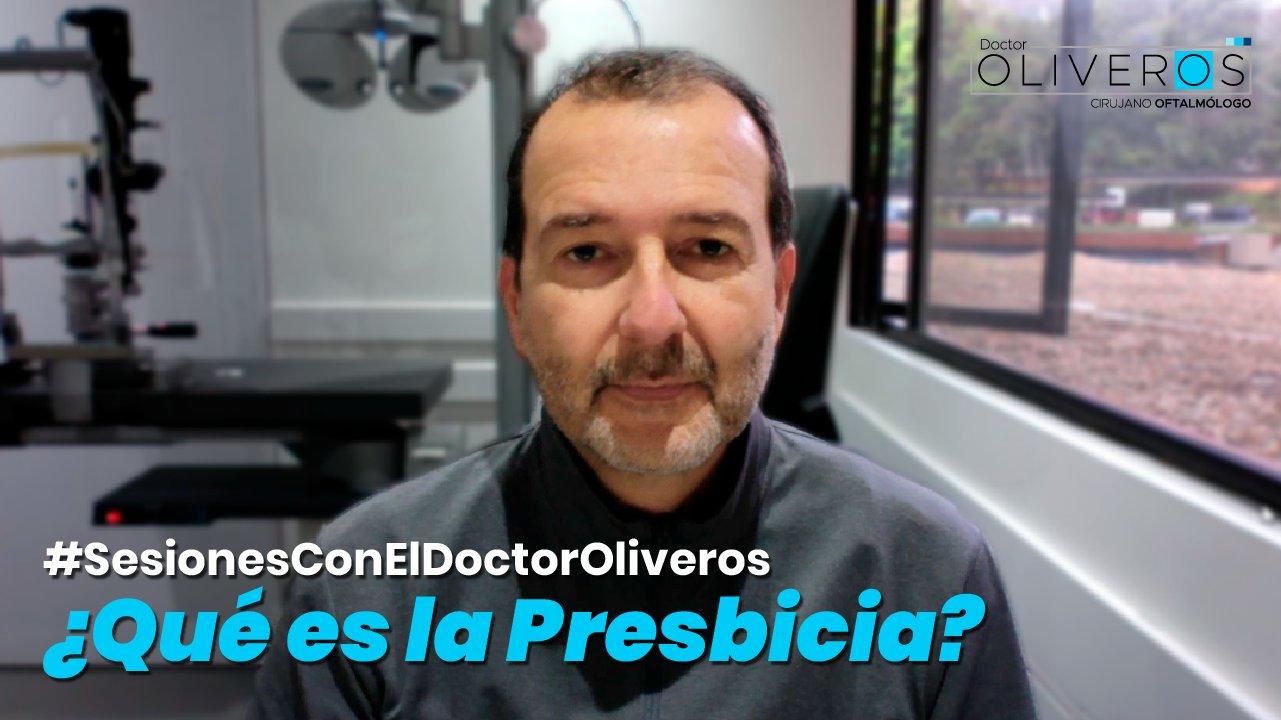 Dr. Gabriel Oliveros   Cirujano Oftalmológico